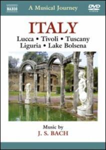 A Musical Journey: Italy. Lucca, Tivoli, Tuscany, Liguria & Lake Bolsena - DVD