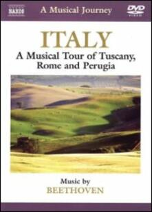 A Musical Journey. Italy. A Musical Tour of Tuscany, Rome and Perugia - DVD