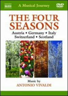 A Musical Journey. The Four Seasons (DVD) - DVD di Antonio Vivaldi
