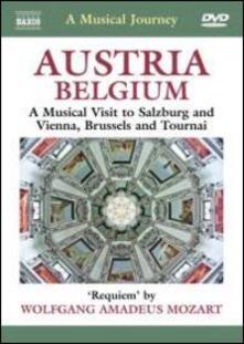 A Musical Journey: Austria, Belgium (DVD) - DVD