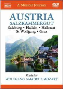 A Musical Journey. Austria. Salzkammergut - DVD