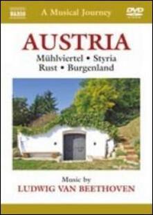 A Musical Journey. Austria. Mühlviertel, Styria, Rust & Burgenland (DVD) - DVD