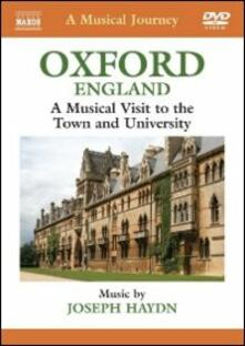 A Musical Journey. Oxford, England (DVD) - DVD