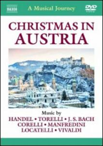 Christmas in Austria. A Musical Journey - DVD