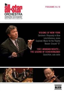 All Star Orchestra. Programs 9 & 10 (DVD) - DVD