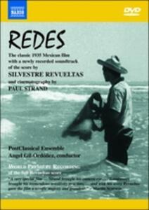 Revueltas Silvestre. Redes - Colonna Sonora Integrale - DVD