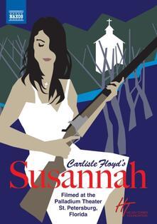Susannah (DVD) - DVD di Carlisle Floyd