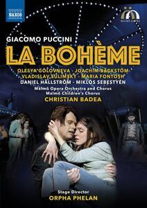 La Bohème - DVD