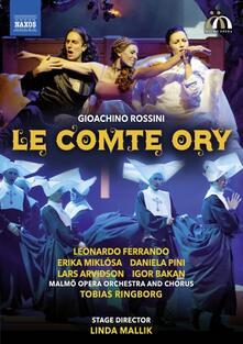 Il conte Ory (Le Comte Ory) (DVD) - DVD di Gioachino Rossini,Tobias Ringborg