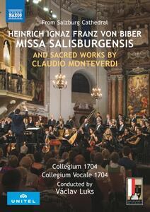 Missa Salisburgensis (DVD) - DVD