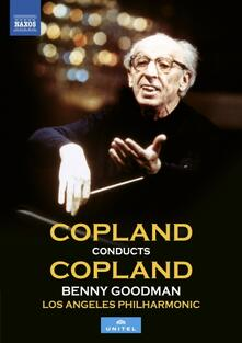 Copland consucts Copland (DVD) - DVD di Aaron Copland