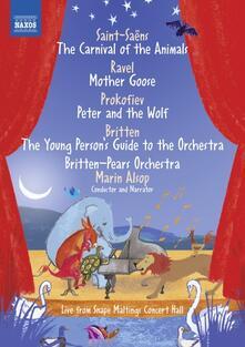 Il Carnevale degli animali (DVD) - DVD