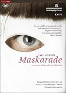 Carl Nielsen. Maskarade (DVD) - DVD di Carl August Nielsen