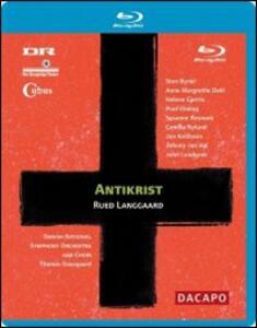 Rued Langgaard. Antikrist - Blu-ray
