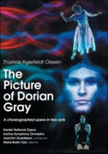 Thomas Agerfeldt Olesen. Picture Of Dorian Grey - DVD