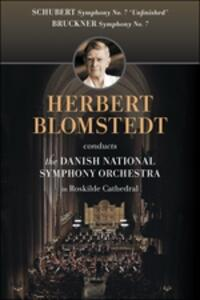 Herbert Blomstedt conducts the Danish National Symphony Orchestra - DVD