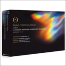 Sinfonie (integrale) - Concierto de Aranjuez - Sinfonia fantastica op.14 - Sinfonia delle Alpi op.64 (6 DVD) - DVD