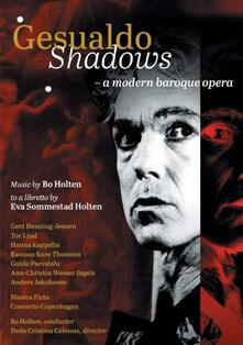 Gesualdo Shadows. A modern baroque opera (DVD) - DVD