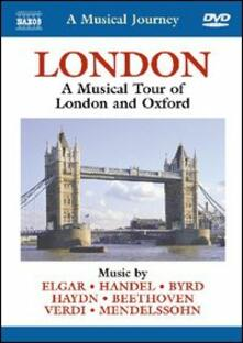 A Musical Journey. London And Oxford - DVD