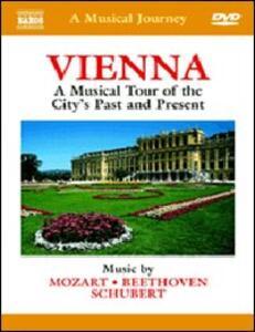 A Musical Journey. Vienna - DVD