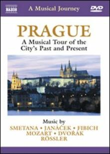 A Musical Journey. Prague (DVD) - DVD