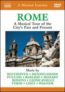 A Musical Journey. Rome - DVD