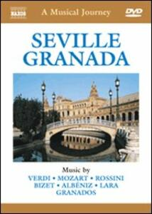 A Musical Journey. Seville, Granada - DVD