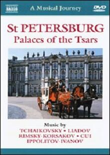 A Musical Journey. St Petersburg. Palaces Of The Tsars (DVD) - DVD