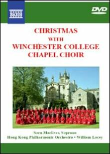 Christmas With Winchester College Chapel Choir (DVD) - DVD