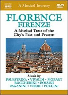 A Musical Journey. Florence - DVD