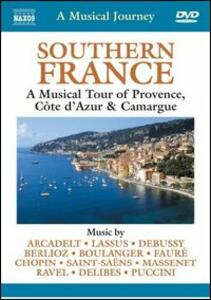 Francia meridionale. A Musical Journey - DVD