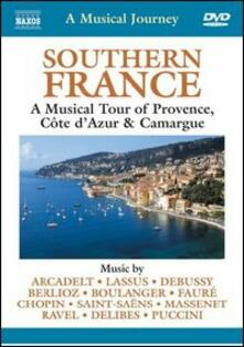 Francia meridionale. A Musical Journey (DVD) - DVD