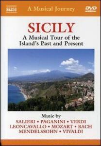 Sicilia. A Musical Journey - DVD