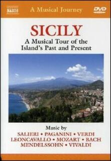 Sicilia. A Musical Journey - DVD