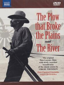 The Plow that Broke the Plains; The River - DVD