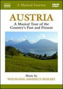 A Musical Journey. Austria. A Musical Tour of the Country's Past and Present - DVD