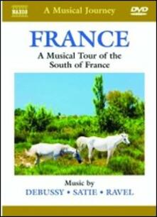 A Musical Journey. France. A Musical Tour of the South of France (DVD) - DVD