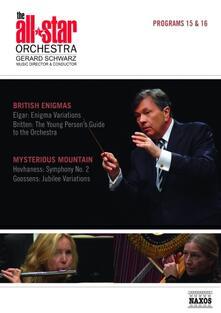 All Star Orchestra Program 15 & 16 (DVD) - DVD