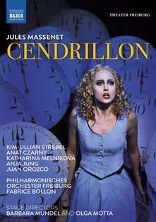 Cendrillon (DVD) - DVD di Jules Massenet