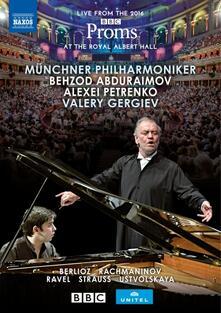 Live at the Proms 2016: Valery Gergiev e i Münchner Philharmoniker (DVD) - DVD