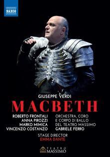 Macbeth (DVD) - DVD di Giuseppe Verdi,Gabriele Ferro
