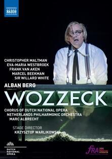 Wozzeck (DVD) - DVD