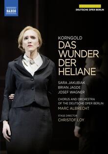 Das Wunder der Heliane (Opera in 3 atti op.20) (2 DVD) - DVD