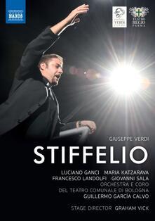Stiffelio (DVD) - DVD