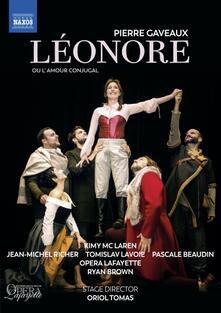 Leonore, ou l'amour conjugal (Blu-ray) - Blu-ray di Ludwig van Beethoven,Opera Lafayette Orchestra,Ryan Brown