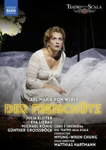Il franco cacciatore (De Freischütz) (DVD) di Matthias Hartmann - DVD