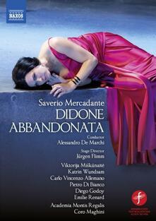 Didone abbandonata (Dramma per musica in 2 atti) (DVD) - DVD