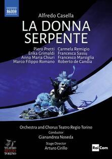La Donna Serpente - DVD