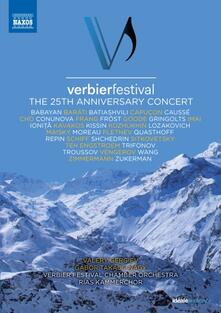 Verebier Festival. The 25th Anniversary Concert - DVD