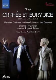 Orphée et Eurydice (versione del 1859 di Hector Berlioz) (DVD) - DVD
